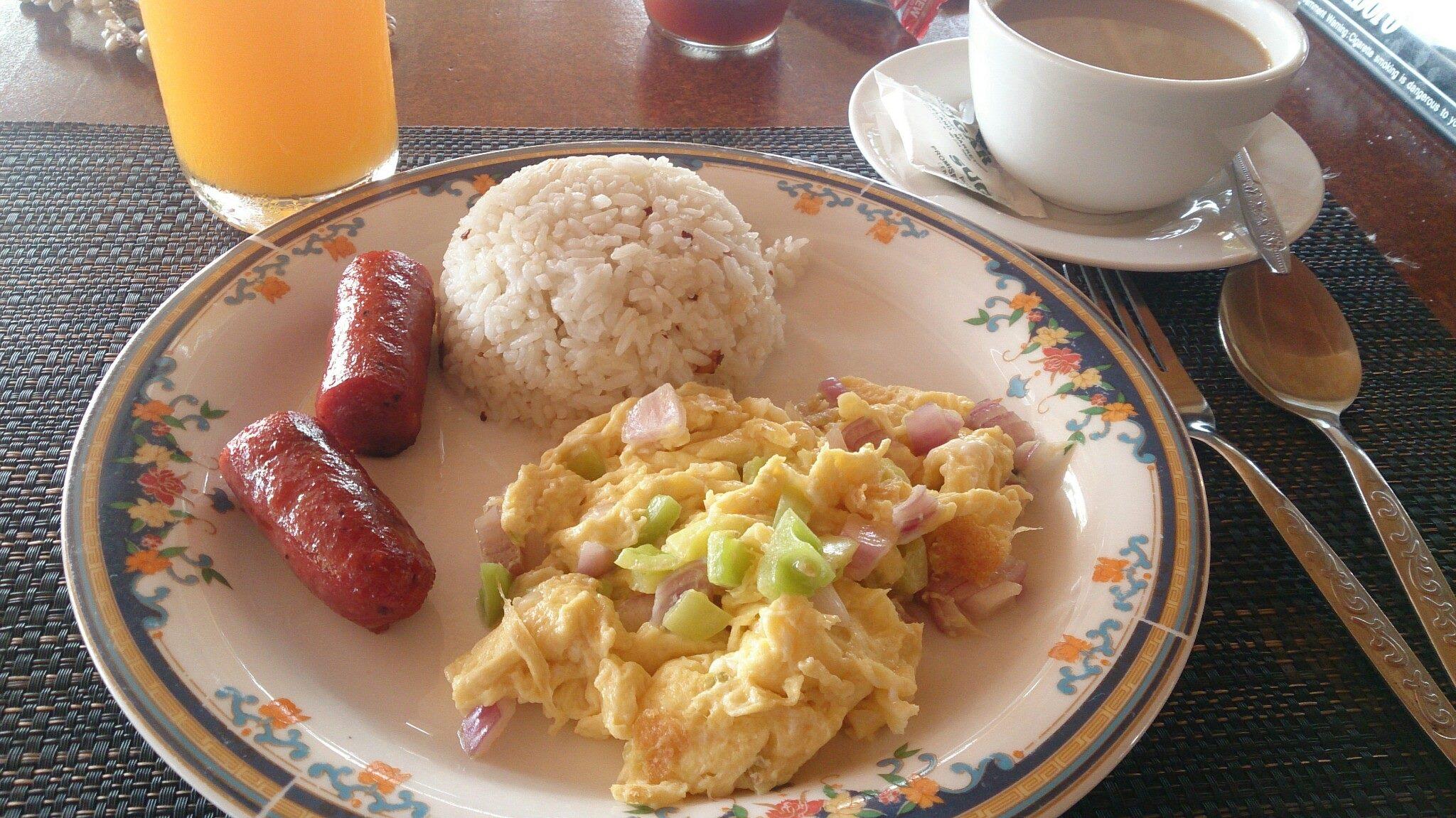 Kako izgleda tipičan filipinski doručak?