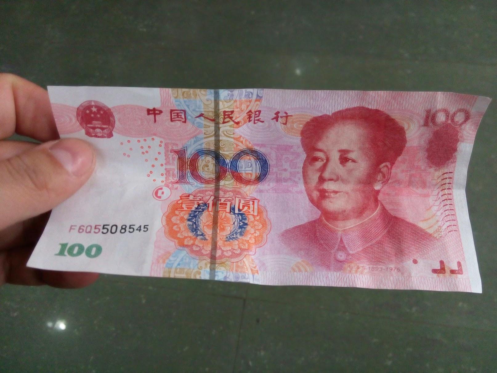 Krivotvorene novčanice u Kini 'vrebaju' i iz bankomata!