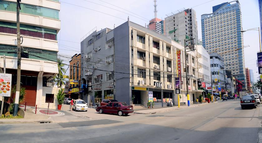 Podcijenjena Manila – Smještaj u Manili