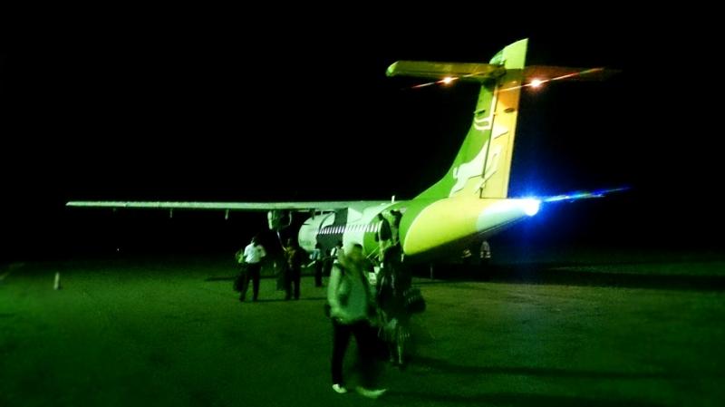 Maleni 'Kilimanjaro airport' - nema tunela, nema autobusa, jednostavno nisu potrebni.