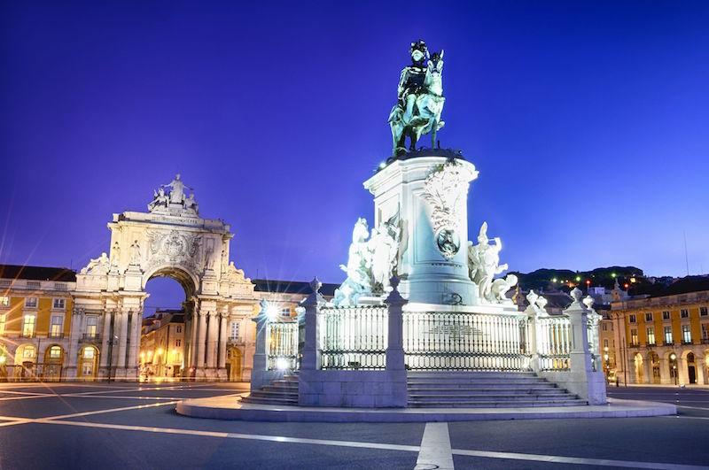 Povratne karte za Lisabon - od 40 eura!