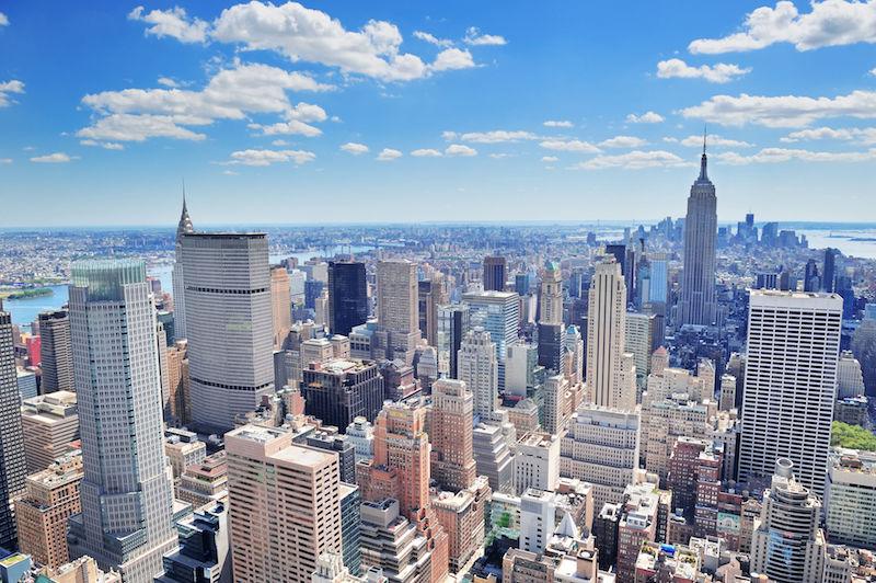 NEW YORK: Samo 363 eura povratne karte iz Splita!