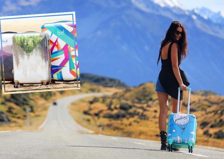 Personalizirana prtljaga: Kreirajte svoj unikatni kofer!