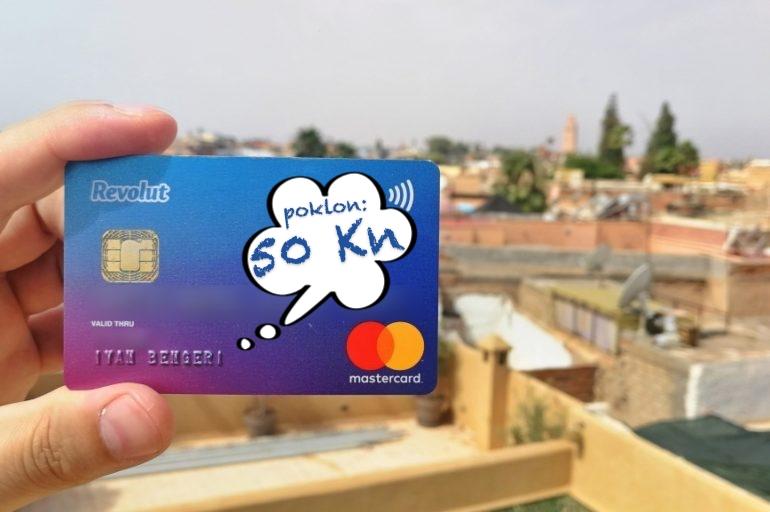 Ugrabite poklon od 50 kuna na Revolut Mastercard kartici!